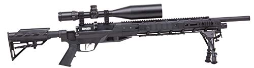 Benjamin Armada BTAP17SX PCP-Powered Multi-Shot Bolt Action