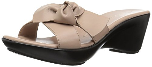 Athena Alexander Women's GIADA Wedge Sandal, Blush, 8 M US