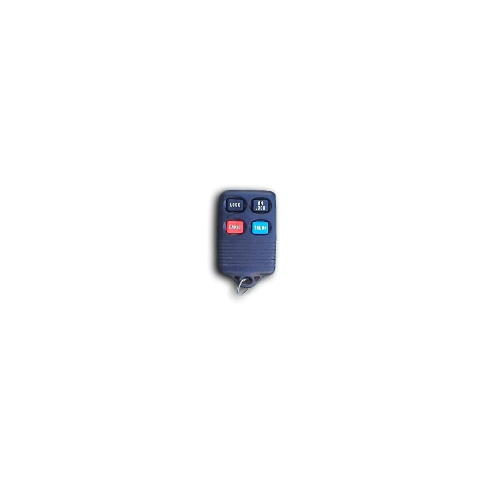 Ford   F TYPE 3   4 Button Remote Transmitter For Ford, Mercury, And Lincoln Keyless Entry Systems   FCC ID# GQ43VT4T