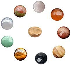 100 Pieces 2mm To 3mm Faceted Round Flat Back Natural Emerald Cabochons SKU-RCL13 Gemstone Cabochon