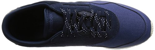 Sneaker Reebok Classic Nylon Slim blu, Azzuro-Blu marino, 38 5