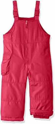 London Fog Girls' Classic Bib Pant with Zipper