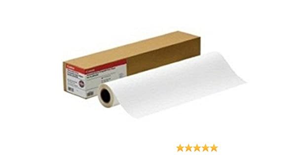 Canon 3x Standard 80g/m, 610mm - Papel para plotter (610mm): Amazon.es: Oficina y papelería