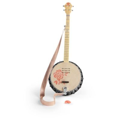 American Girl - Tenney Grant - Tenney's Banjo - American Girl Tenney and Logan