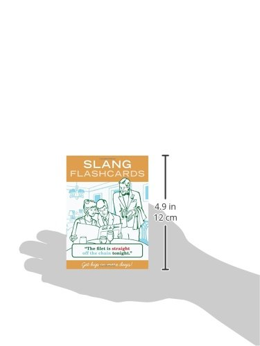 Knock Knock Slang Flashcards