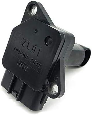 197400-2010 Mass Air Flow Sensor Meter Compatible with Mazda 2 3 5 6 MX-5 Miata Protege 1.6L 1.8L 2.0L 2.3L 2.5L L4 6 3.0L 3.7L V6 Mazda RX-8 Protege 1.3L R2 74-50009 AF10029 5 Prong