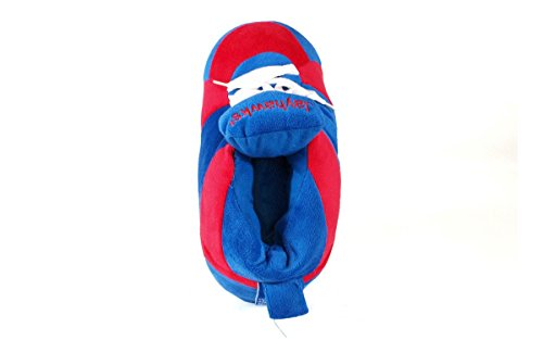 Jayhawks Kansas Happy Sneaker Slippers Men's Feet College OFFICIALLY NCAA and LICENSED Womens qTP71vSqw