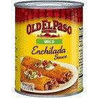 Old El Paso Enchilada Sauce Mild, 19 OZ (Pack of 12)