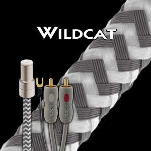 AudioQuest - Wildcat 1.5m Tonearm Cable -DIN (JIS) to RCA-