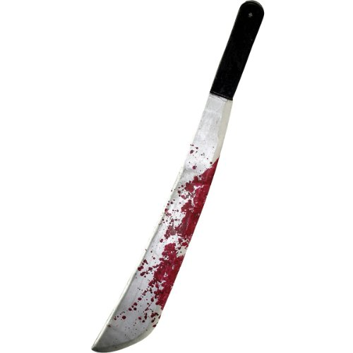 (Friday The 13th Jason Voorhees Adult Machete Prop Costume)