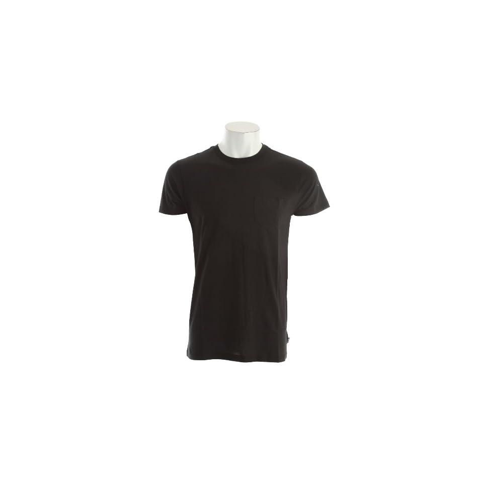 Oakley Pocket T Shirt   Jet Black (Medium)