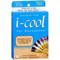 I-cool ménopause secours comprimés, 30 Tabs (pack de 4)