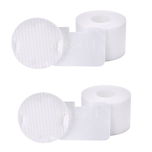 - Anicell 2 Pack Foam & Felt Filter Kit for Shark NV42 Deluxe Upright Vac Vacuum Cleaner, Part #XFF36 Designed & Engineered