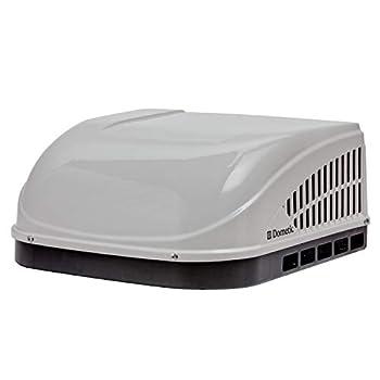 Image of Air Conditioners Dometic Polar White 15,000 BTU Conditioners B59516.XX1C0 Brisk Air Ii 15.0 Pw Upper Unit