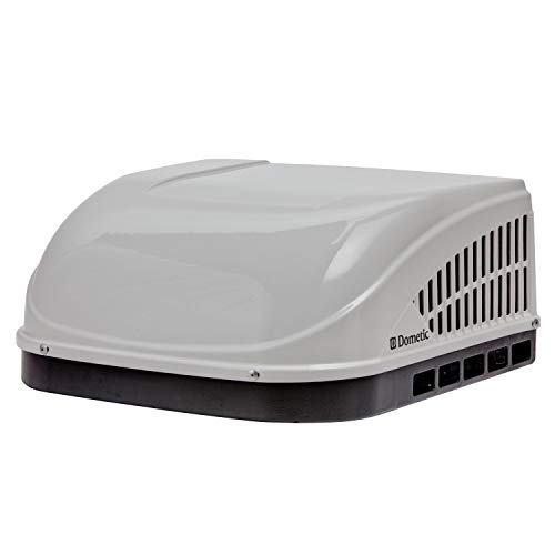 Dometic Polar White 13,500 BTU Conditioners B57915.XX1C0 Brisk Air Ii 13.5 Pw Upper - Air Conditioner Parts Carrier