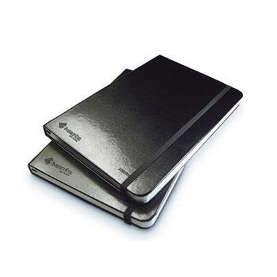 Livescribe ANA-00006 Unlined Journals #1-2 (Black) (ANA-00006)