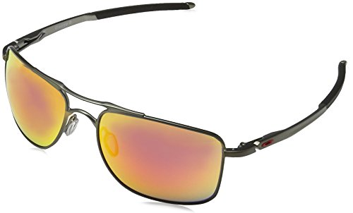 Used, Oakley Men's Gauge 8 Non-Polarized Iridium Rectangular for sale  Delivered anywhere in USA