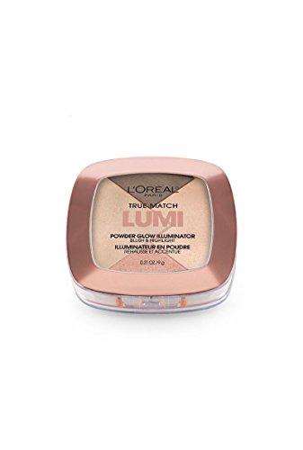Loreal True Match Bronze - L'Oréal Paris True Match Lumi Powder Glow Illuminator, Golden, 0.31 oz.