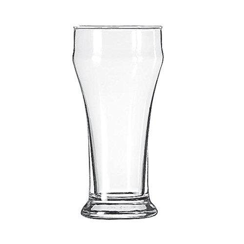 Bulge Top Beer Pilsner Glass (LIBBEY GLASS INC., GLASS PILSNER BULGE TOP HEAT TREATED 10 OUNCE, Manufacturer Part Number: 1013HT)