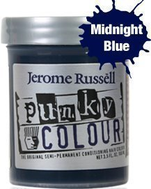 (Jerome Russell Punky Colour Cream Midnight Blue by Jerome Russell)