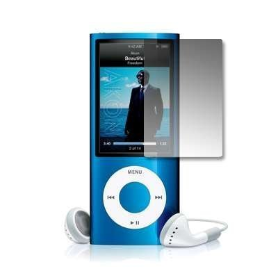 - Premium Crystal Clear Screen Protector for Apple iPod Nano 5th Gen 8GB / 16GB
