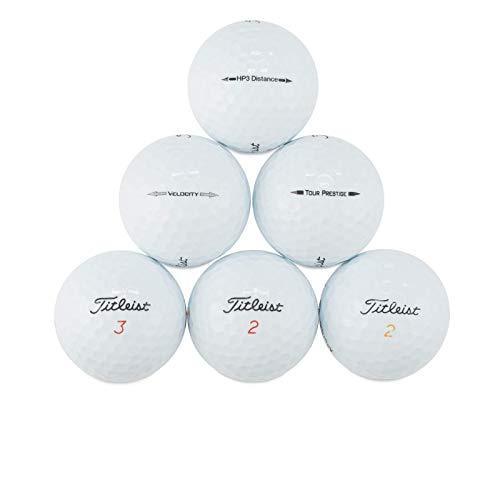 (Titleist 50 Mix Used Golf Balls/Near Perfect Mint AAAA /)