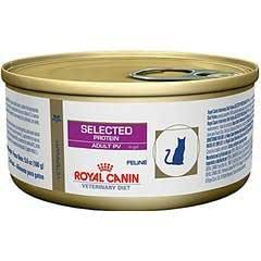 royal canin veterinary diet selected protein adult pv in gel canned cat food 24 5 6. Black Bedroom Furniture Sets. Home Design Ideas