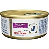 Royal Canin Veterinary Diet Selected Protein Adult PV in Gel Canned Cat Food 24/5.6 oz