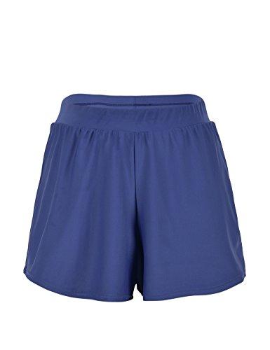 54715881c6b Hilor Women's Boy Leg Swim Bottom UPF 50+ High Waisted Tankini Bottom Swim  Brief Swim