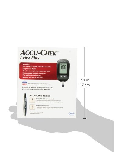 Roche 365702101104 Accu-Chek Aviva Diabetes Monitoring Kit -