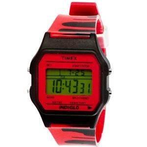 Women's Multi-Function Rectangular Watch Case: Black, Strap Color: Black Zombie