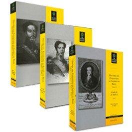 História dos fundadores do Império do Brasil - Vol. II - TOMO I, II, II - A vida de D. Pedro