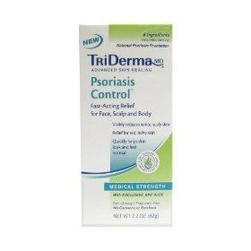 TriDerma Psoriasis Contrôle 2,2 oz (62g)