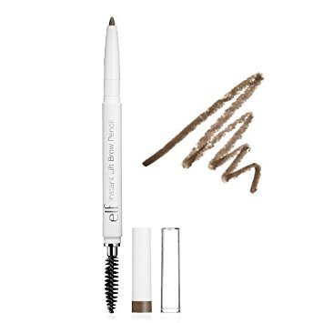 Elf Cosmetics Essential Instant Lift Brow Pencil Neutral Brown, Neutral/Color Cafe/Maroon, 2.4 Ounce