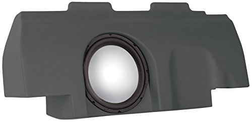 """MTX """"ThunderForm 2"""" Loaded Sub Enclosure for Ford F-150 Supercrew 4 Door 2001-2003 Includes 600 w (Peak) FPR Series Subwoofer (CHARCOAL Color)"""