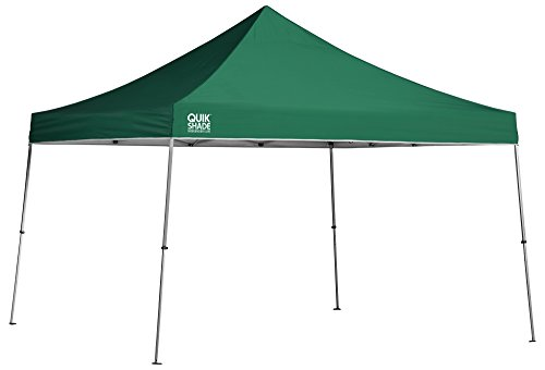 Quik Shade Weekender 144 Instant Canopy (Oregon Green/Black), 12 Feet X 12 ()