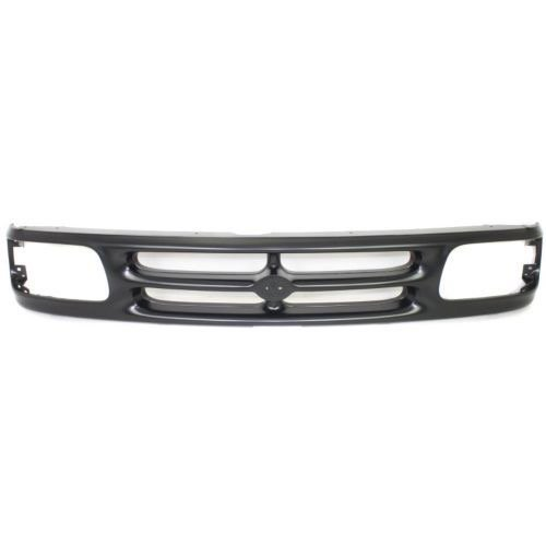 Go-Parts » Compatible 1994-1997 Mazda Pickup Grille Assembly ZZM1-50-710 MA1200145 Replacement For Mazda Pickup