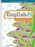 Writing Grammar Teacher Grd 2, BJU Staff, 1579248241