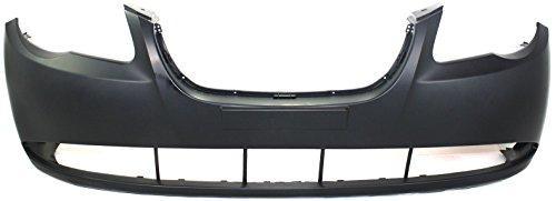 Bumper Hyundai Cover Front Elantra (OE Replacement Hyundai Elantra Front Bumper Cover (Partslink Number HY1000167))