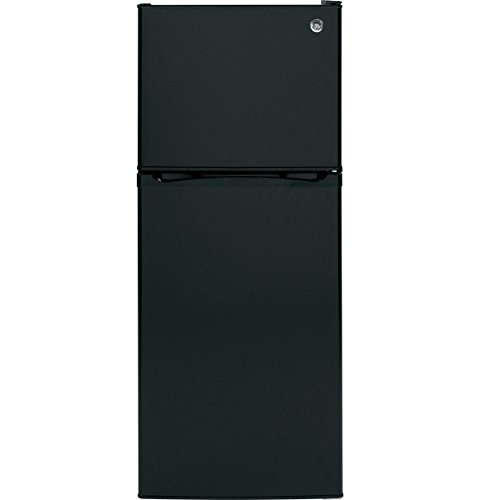 Ge Black Side By Side Refrigerator - 9