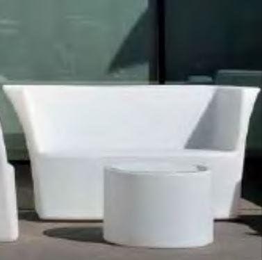 Idea sofás y sillones en Resina sofá (Resina, Mod Cairo, Muebles para Exterior, sofás de jardín: Amazon.es: Hogar