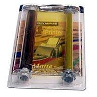 OLYMPUS PRB-M Color Ribbon Kit ( Matte ) for P-400 Printer