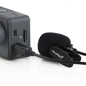 AKASO V50 Pro Microfono Esterno solo per AKASO V50 Pro Action Camera