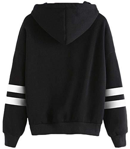 meer vrouwen karakter hoodies voor Bts gedrukt geanimeerd Anegro rj schattig Oliphee Wt8xXqSn