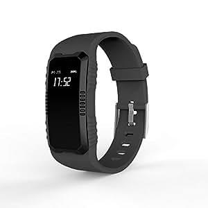 Amazon.com: WaiiMak Smart Watch, Heart Rate Blood Pressure ...