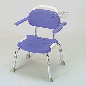 豊通オールライフ (94300) シャワーベンチGR コンパクト 背なし (肘掛け無し 座面高さ:5段階調節 組立簡単) シャワーチェア B003ECZRJA コンパクト|背なし  コンパクト