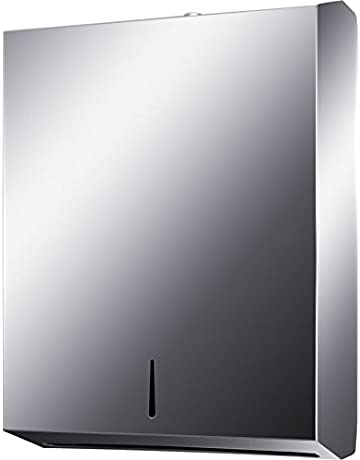 28333 Diseño Moderno mano Dispensador de papel dispensador Papel Toalla de mano Dispensador de acero inoxidable