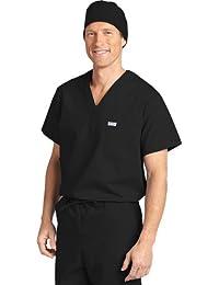 Mobb Men's Medical Uniform Scrub Top