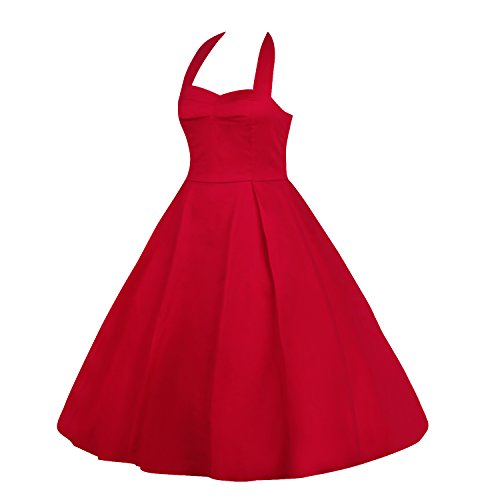 Luouse - Vestido - para mujer 2Red