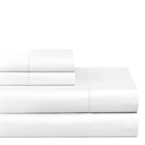 Pointehaven 600 TC Supima Cotton Sheet Set, King, (600 Supima Set)